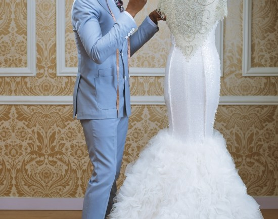 Top Nigerian Wedding Dress Designers You Should Get Acquainted With