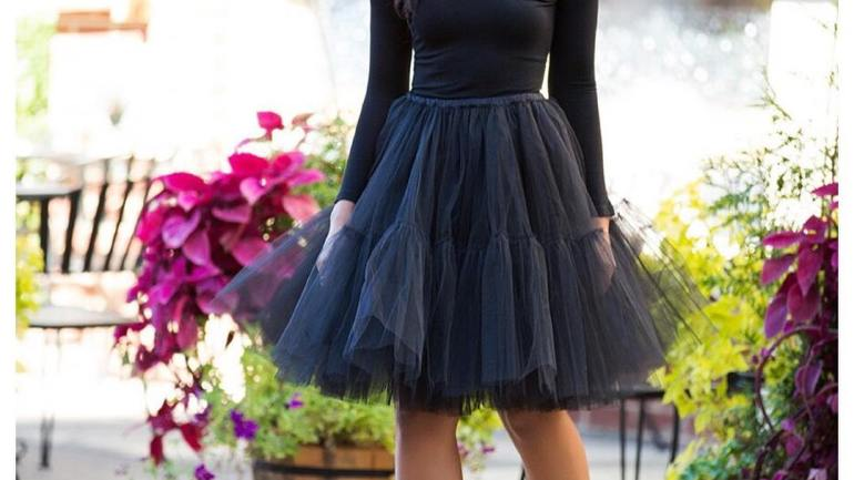Weekend Staples: Tulle Skirts For The Win!