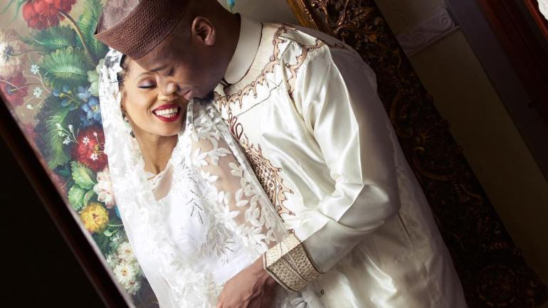 Official Wedding Pictures of Mavin Records Dija!