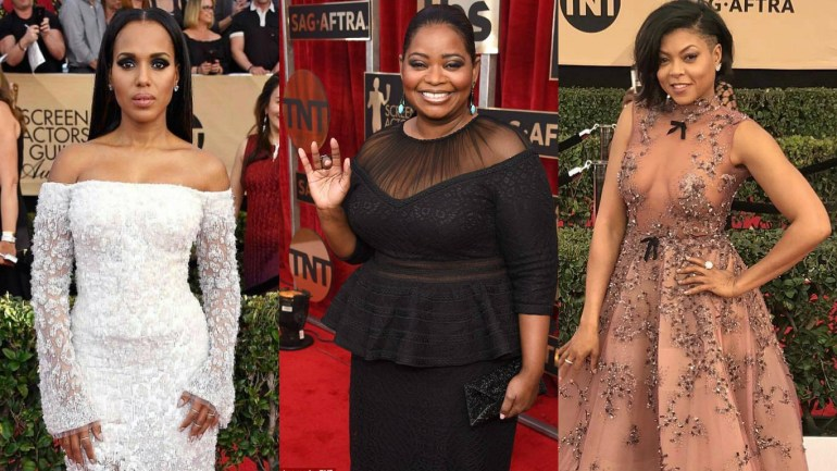 SAG Awards 2017: See Pictures Of Best Dressed From Annual Screen Actors Guild Awards