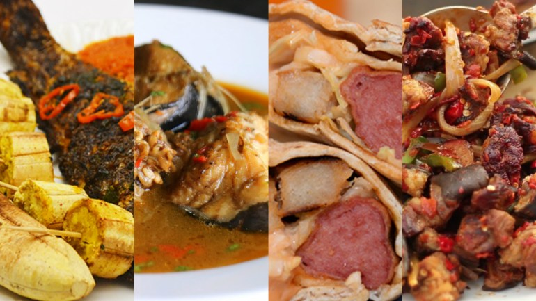 Top 5 Nigerian Snacks Of All Time – Gizdodo, Grilled Fish And Plantain, Asun And Much More…..