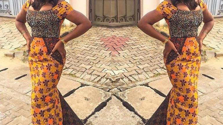 Ankara Styles #265: Details Is Everything!