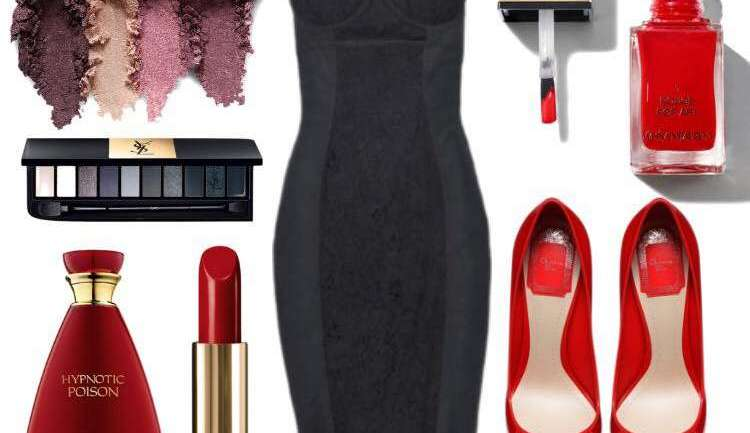 Style Request: 4 Sexy Black Dresses That Will Slay Valentine's Day