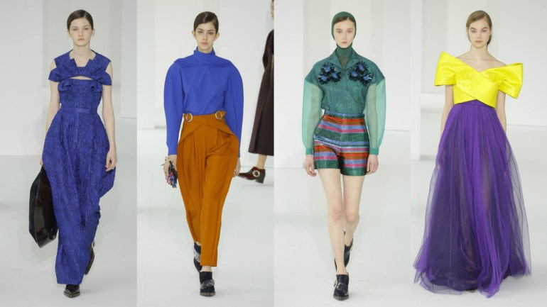 NYFW Update: You Will Fall In Love With These Looks From Delpozo Collection