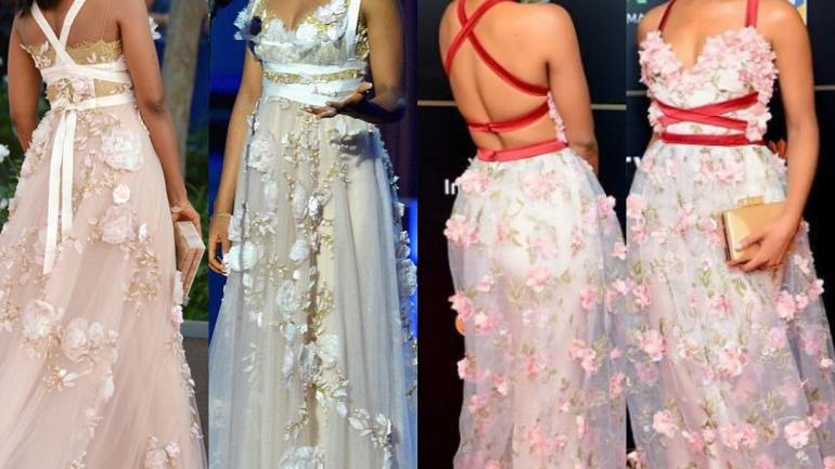 Who Wore It Better? 3 AMVCA Dresses That Bore A Strange Resemblance! Let Us Know