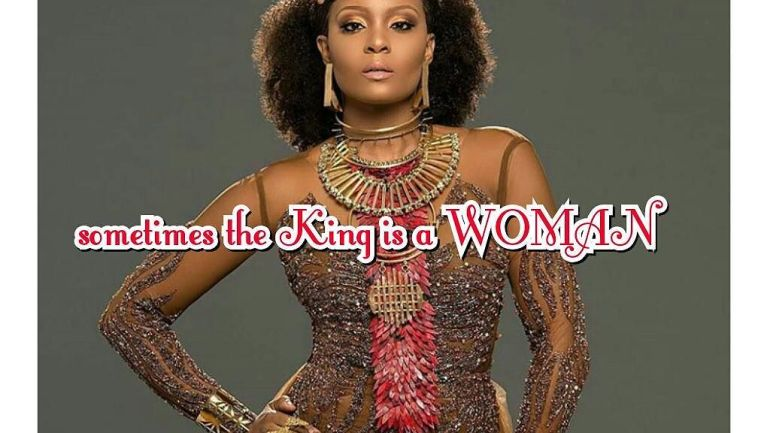"""Wedding Glam: """"Give A Woman The Crown & She Will Conquer The World!"""""""
