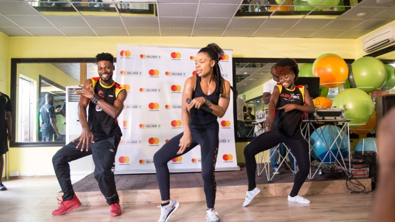 See Kaffy and A Host Of Others At The Mastercard Wellness Month Influencer Event On Saturday 4th Of March, 2017