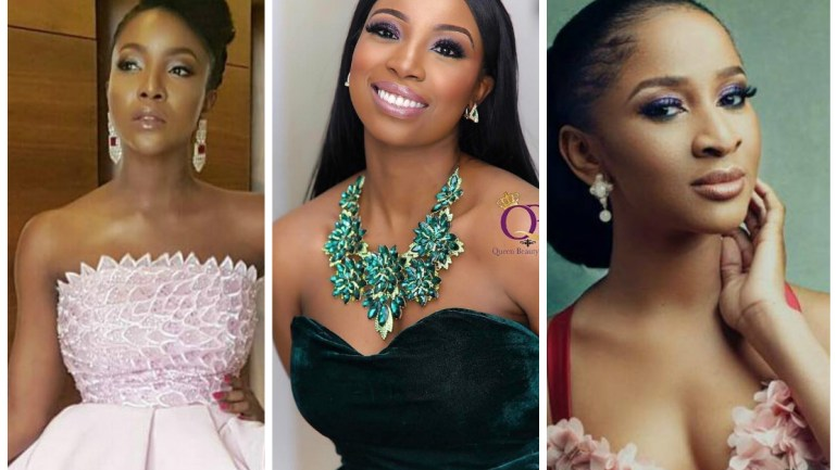 Stunning Makeup Looks from AMVCA 2017(Which face beat is your Favorite)!