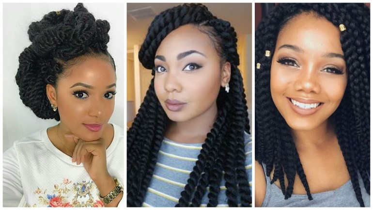 Check out these Chic Crochet Hairstyles Inspiration for the week!