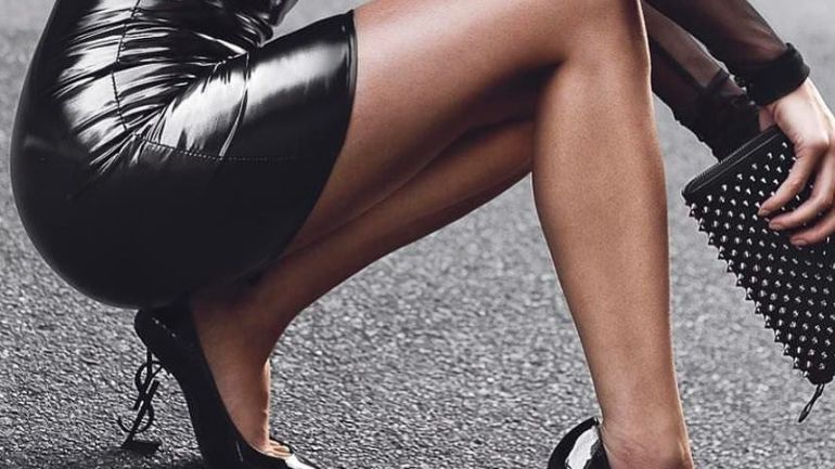 These Yves Saint Laurent Opium Shoes Will Get You In The Cliqué!