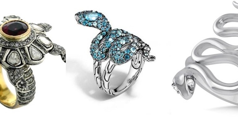 Accessory: 12 Animal Rings To Make You Go Wild!