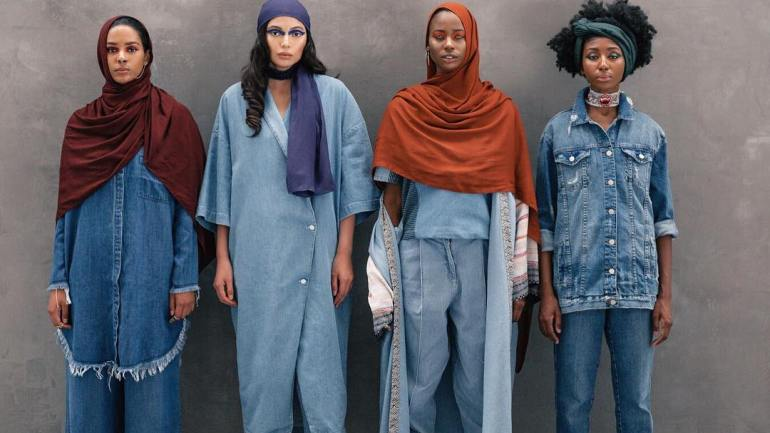 Habiba Da Silva's ELMNT Collection Is Definitely Setting The Trend For Fashion Forward Hijabis!