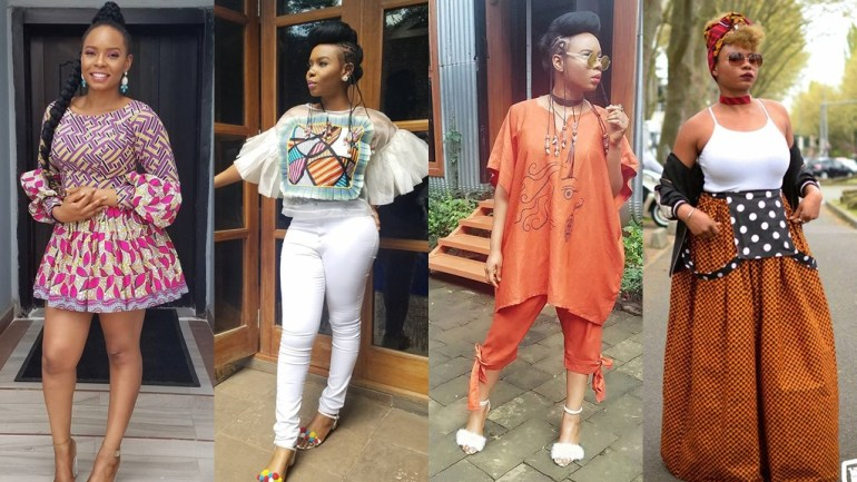 Yemi Alade Stays Steady Giving Us Afrocentric Style Goals!