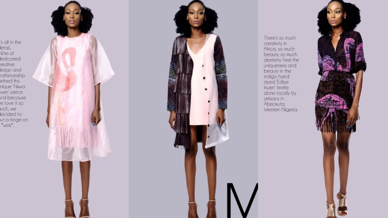 Flamingos In Africa – Mmakamba's New Collection Is For Every Woman