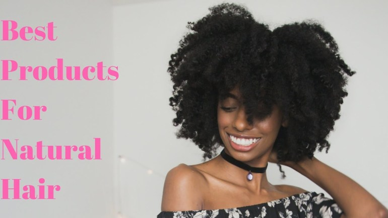PrettyLittleFro Says These Are The Best Products For 4C Hair