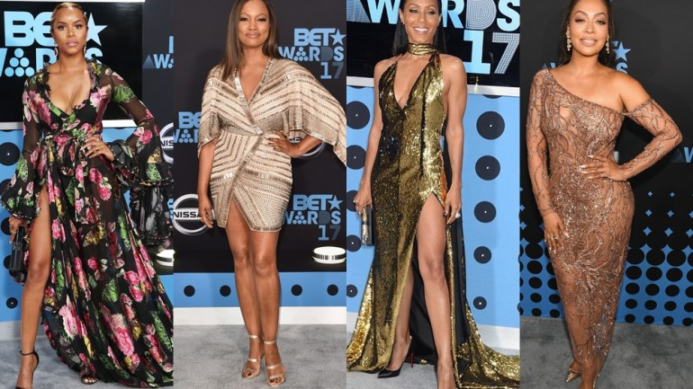 D'banj, Lala Anthony, Dj Spinall, Amber Rose & Others Shine On The Red Carpet Of The 2017 BET Awards