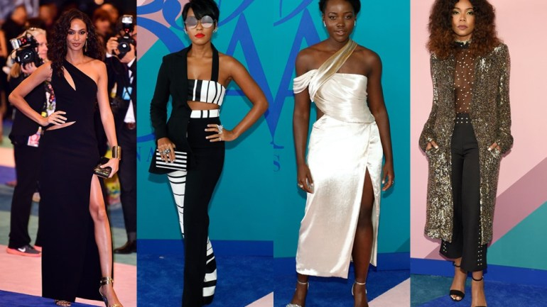 Black Girl Magic At The Council Of Fashion Designers Of America CFDA17
