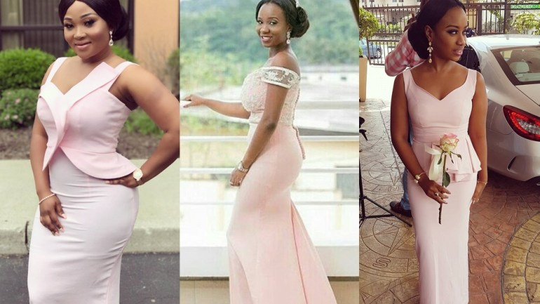 These Bridesmaids Are Living Life On The Fab Lane In These Gorgeous Fablane by Derin Dresses