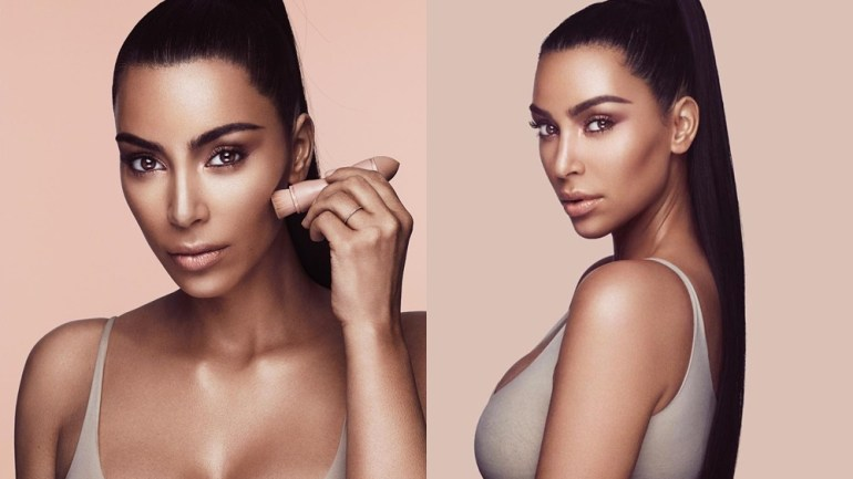 Kim Kardashian's KKW Beauty Contour Kits Sold Out In Under 3 Hours Raking In An Estimated $14.4 Million