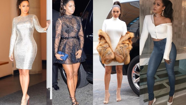 Learn How To Rock A Ponytail Like Lala Anthony