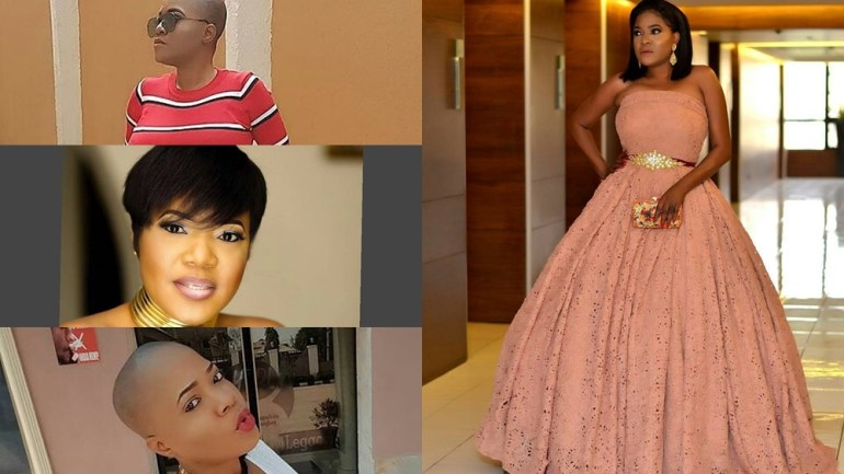 The Many Different Faces And Looks Of Nollywood Actress Toyin Abraham