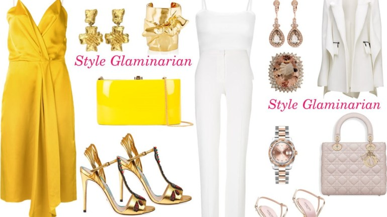 The Style Glaminarian's Pick – Dare To Be Monochromatic