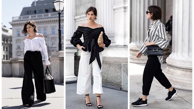 Fashion: Styling Your Monochrome Outfits With Carola Pojer!