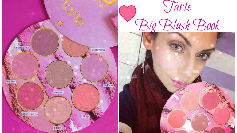 New Product Alert! Tarte Introduces Third Installment Of Its Blush Book