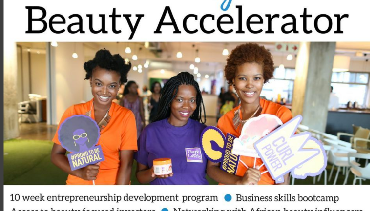 Good News Beauty Enthusiasts! Dark & Lovely Africa in Collaboration with She Leads Africa launches Accelerator for Beauty Businesses