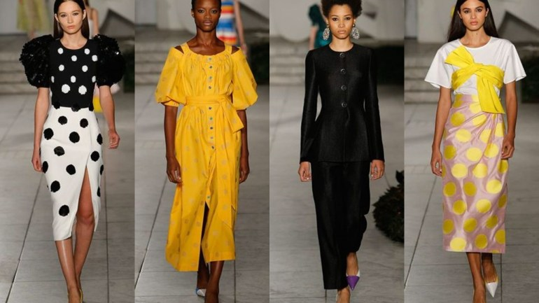 Nims' Corner – Every Piece From Carolina Herrera's Spring RTW 2018 Collection Should Be In My Closet!