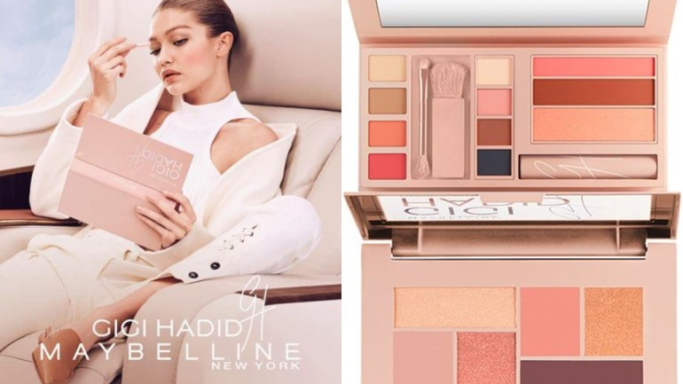 All the Products From The Gigi Hadid x Maybelline Collaboration!