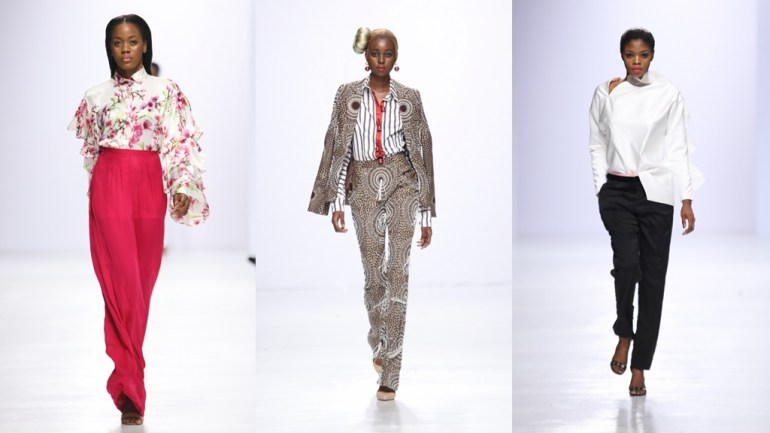 Corporate Drapes #422: All The Corporate Outfits From The Just Concluded LFDW 2017!