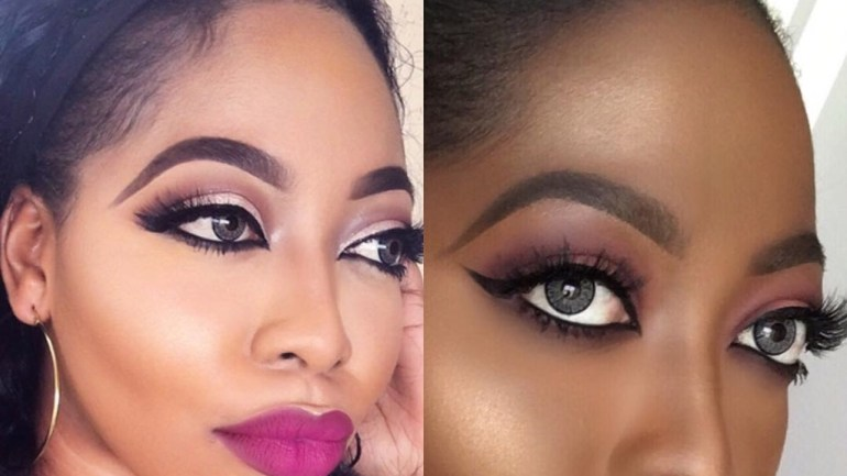 Makeup Artist Tenny Coco Embraces Her Black Skin In This Emotional Post After Bleaching Since She Was 19!