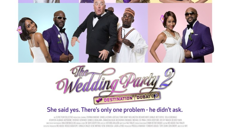 The Wedding Party 2!! All Of Our Fave Characters & More Are Back!
