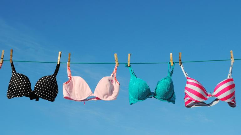 For The Ladies – The Proper Way To Care For Your Bra!