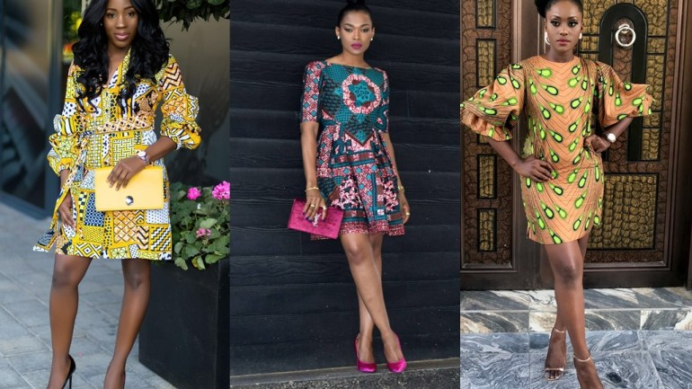 Ankara Styles #434: Turn Heads In These Ankara Dresses!