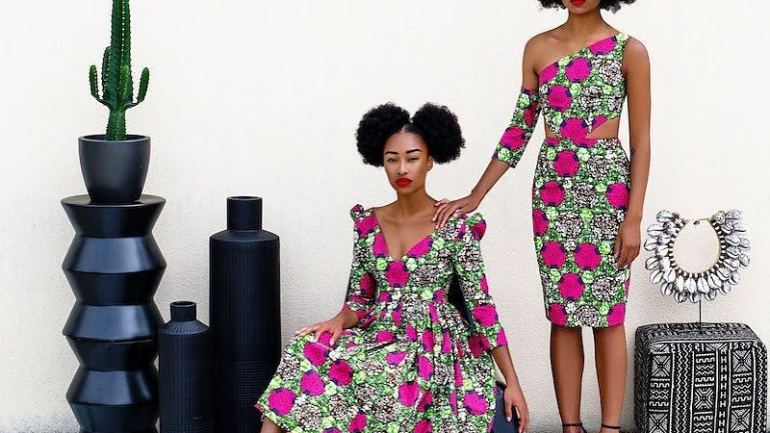 Ankara Styles #436: 5 Top Street Styles You Can Make With Your Ankara!