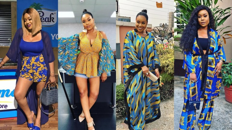 Love Prints? Mimi Onalaja Offers All The Print Style Inspo You Need!