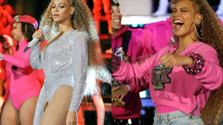 #Coachella2018: Beyoncé's Look For Her Second Performance Will Never Go Unnoticed!