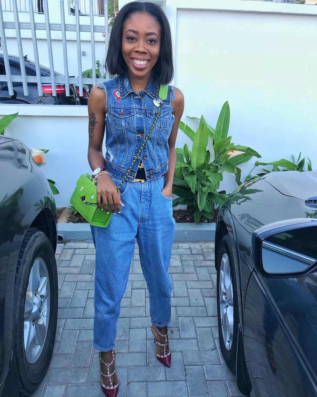 Fashion: How To Pull Off The Androgynous Style Like Derin Odugbesan!
