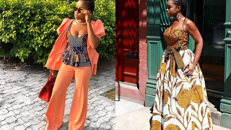 Ankara Styles #434: 5 Wardrobe Must-Haves!