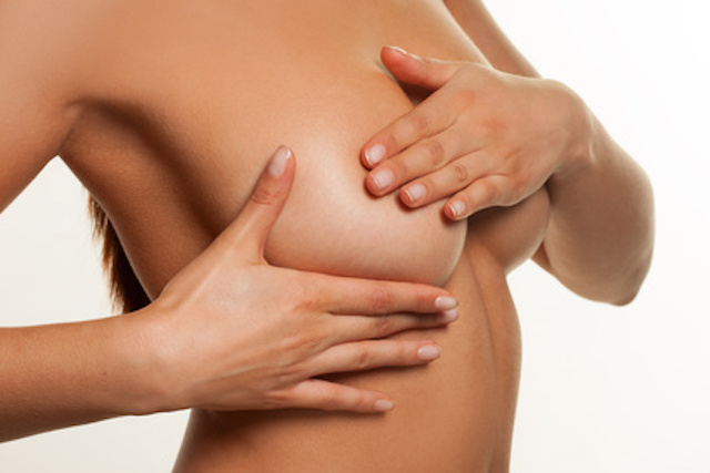 Health: How To Do A Breast Self Examination For Breast Cancer
