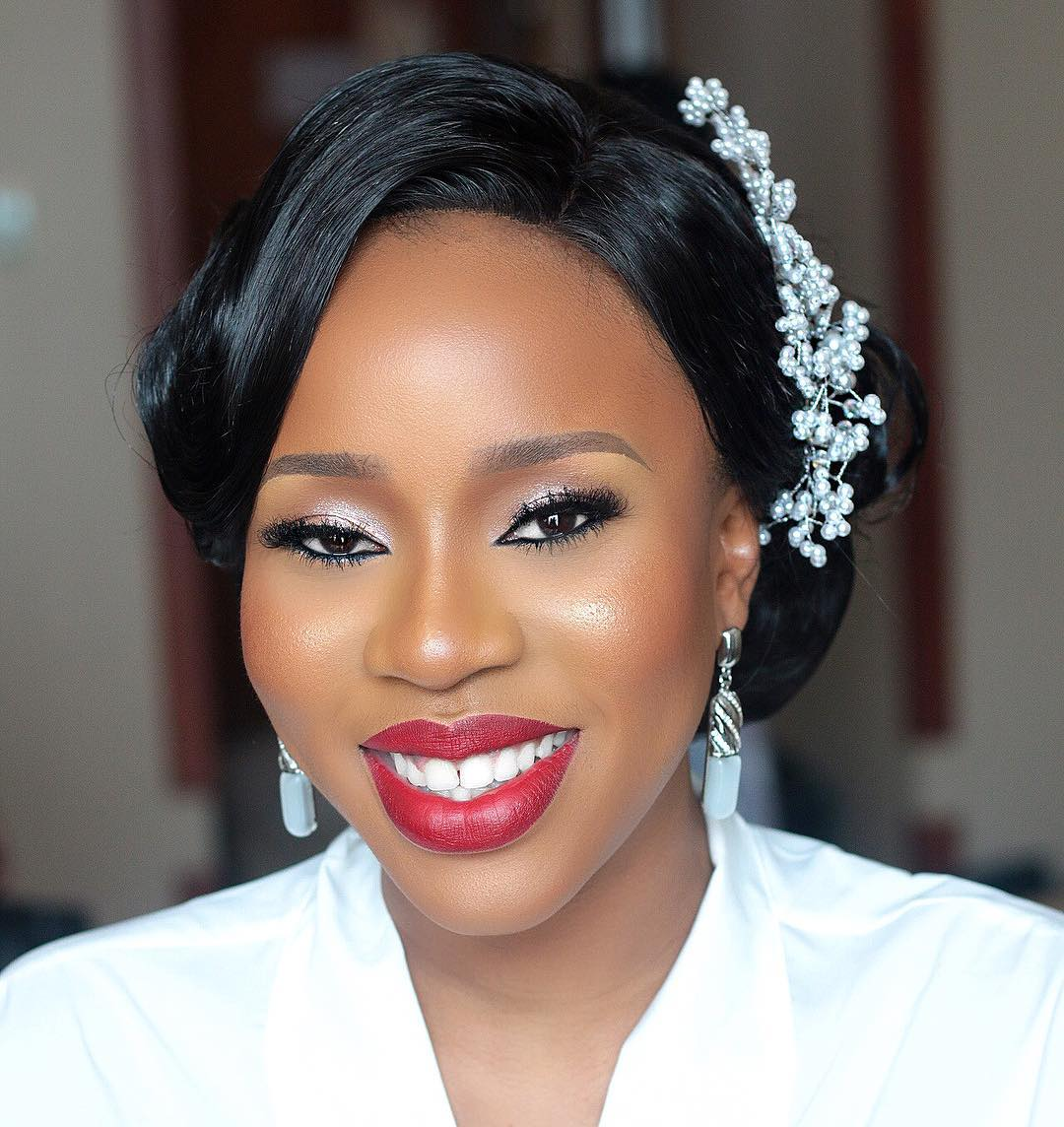 5 Bridal Makeover We Love From Flawless Faces By Jane Ogu!