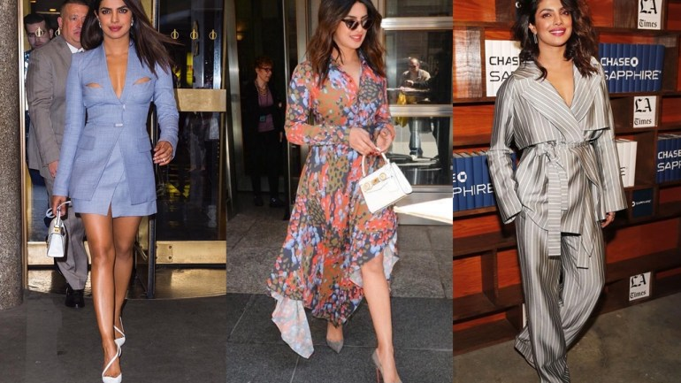 8 Style Inspirations From Hollywood A-List Actress Priyanka Chopra!