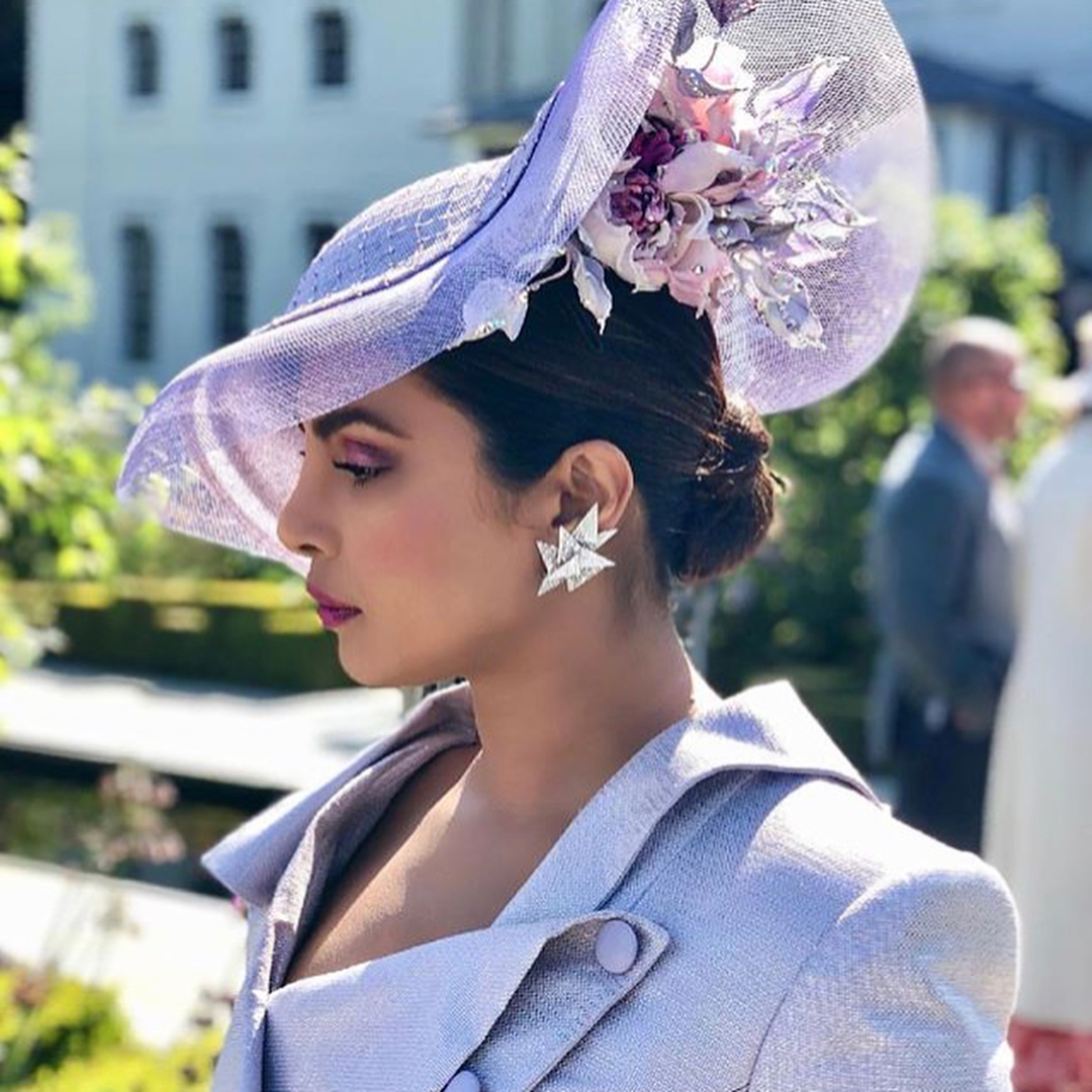 Battle Of The Fascinators! Oprah Winfrey, Serena Williams, Victoria Beckham Among Others Shine At The #RoyalWedding!