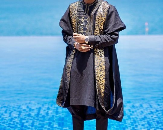 #MCM: 5 Times Akinfaminu Stunned In Traditional Attire