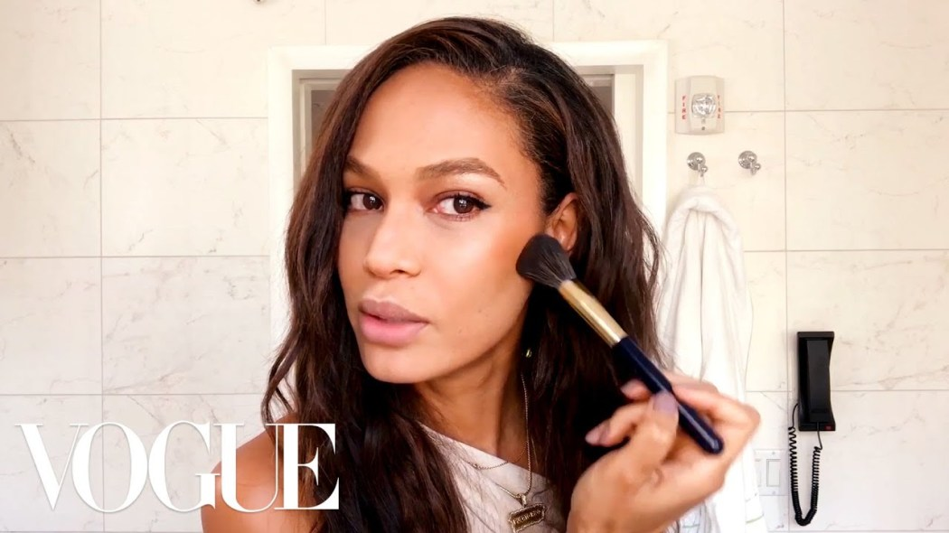 Watch Joan Smalls' Guide To Sculpting- Not Contouring | Kamdora