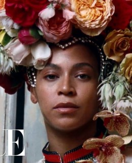 Watch Beyonce's September Issue Cover Shoot- Behind The Scenes