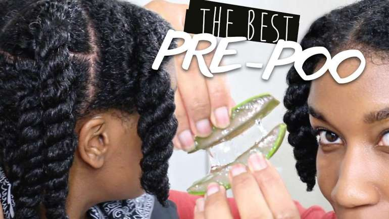 Aloe Vera: Best Pre Poo Routine For Natural Hair