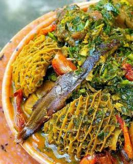 How To Prepare Afang Soup
